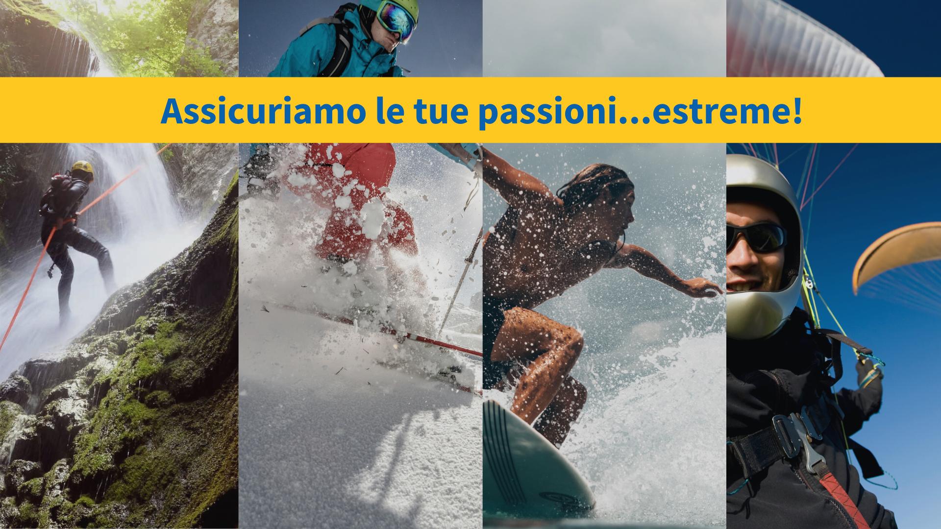 Quali sport estremi puoi praticare in Italia?