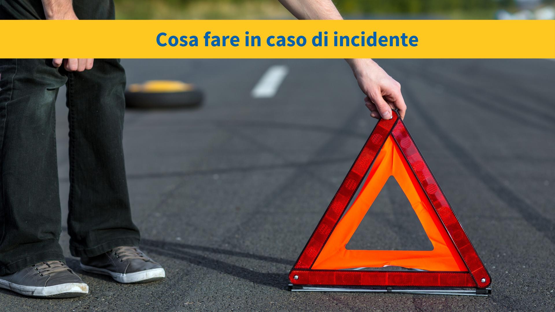 Incidente stradale: ecco cosa devi sapere per ottenere il risarcimento