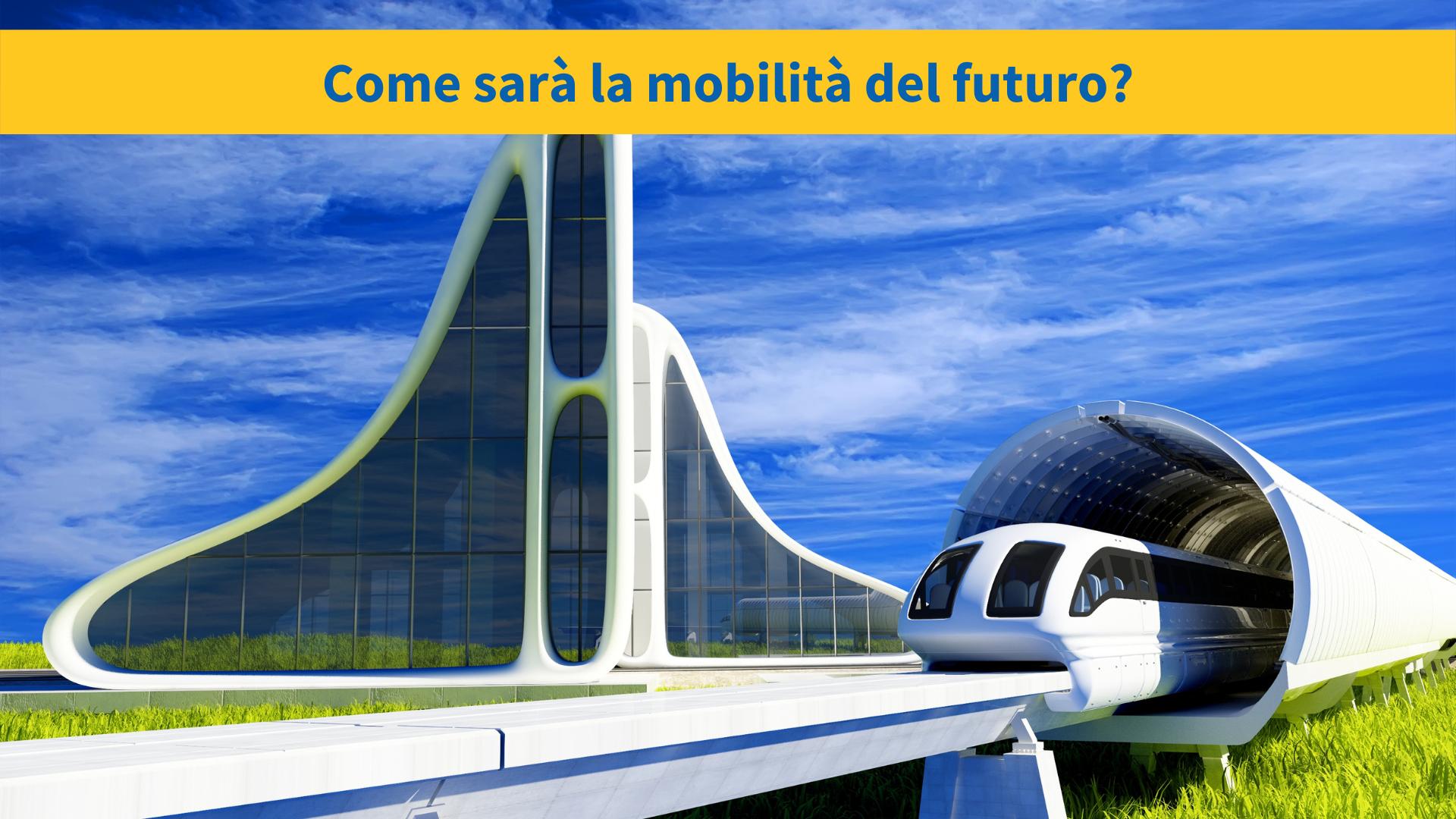 La mobilità del futuro: dall'auto che vola alla moto che non cade mai