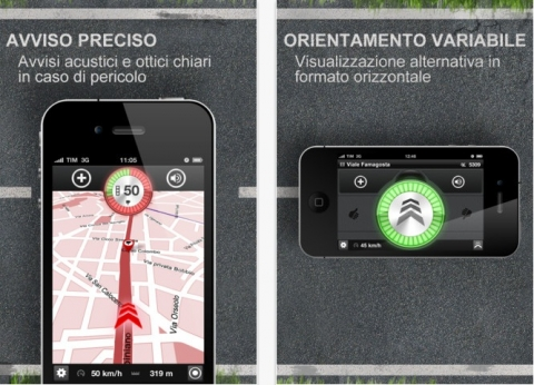 Autovelox Italia - CamSam