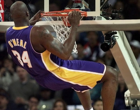 30-09_Shaquille-O'Neal-Lakers
