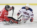 Rockland, ON - Feb 14 2013 - Canada vs USA in Game #1 of a three game series (Photo: Matthew Murnaghan/Hockey Canada Images)