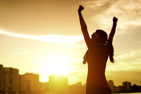 bigstock-Woman-Celebrating-Sport-Succes-44061001